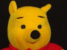 DISNEY MATTEL WINNIE THE POOH BEAR REGISTER PLUSH STUFFED ANIMAL SOFT TOY TEDDY