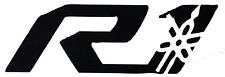 Yamaha R1 Sticker Decal (2) 2015-2018