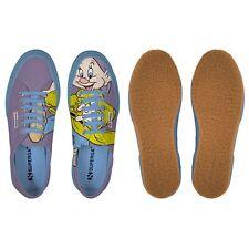 scarpe SUPERGA cartoon 2750 DISNEY CUCCIOLO bimbo lilla jr cucciolo cotj 926