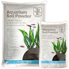 Tropica Aquarium Soil Powder Plant Grains Under 2mm Substrate Planting Fish Tank