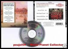 "ESTEVES ""Mass for 8 voices"" (CD) Darlington 2005"