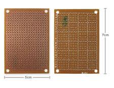 1 PCs Bread Board Prototype proto 442 POINTS