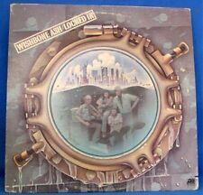WISHBONE ASH LP RECORD, LOCKED IN