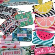 Damen Strand Bade Sommer Tasche | Strandtasche Aufbewahrung | Bikini Bag | 50294