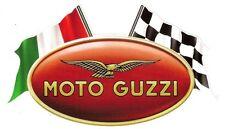 Sticker MOTO GUZZI flags°