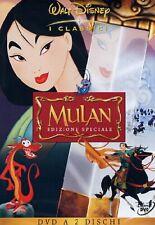 Mulan - Special Edition [2 Dvd] WALT DISNEY