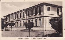 # SUVERETO: LA SCUOLA COSTANZO CIANO 1943