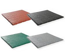 Fallschutzmatten 50x50 cm Gummimatten Schutzmatten Spielplatz Spielplatzmatten