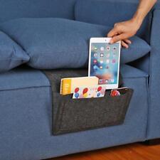 Felt Bed Storage Bag Sofa Bedside Caddy Organizer Cellphone Magazine Ho #VIC