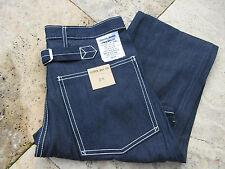Quartermaster Denim Jeans 30er años style m-1929 rockabilly US Army Trouser
