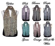 Verschiedene Top Qualität Damen Wunderschöne Designs & Farben Chiffon Schals