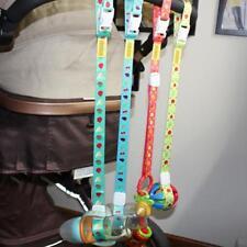Baby Boys Kids Bottle Toys Strap Belt Holders for Highchair,Car & Stroller LA