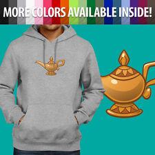 Aladdin Genie Lamp Disney Magic Three Wishes Pullover Sweatshirt Hoodie Sweater