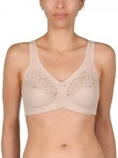 NATURANA 5346 Soft BH mit Baumwolle 75 - 105, B - E, weiß und skin
