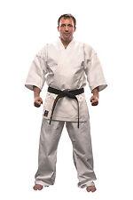 Kwon-danrho karateanzug Kyoshi. en blanco. karate. Gi. kimono. 150cm-200cm.