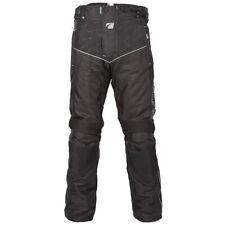 Spada Ladies Modena Waterproof Textile Motorcycle Trousers - Black