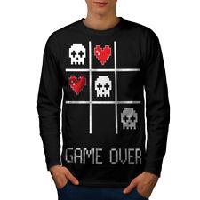 Game Nerd Computer Geek Men Long Sleeve T-shirt NEW | Wellcoda