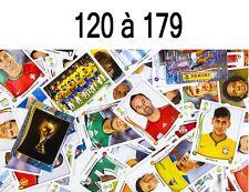 Sticker PANINI FIFA 2014 coupe du monde -120  à  179   Brazil 2014