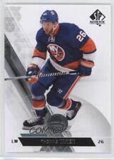 2013-14 SP Authentic #145 Thomas Vanek New York Islanders Hockey Card
