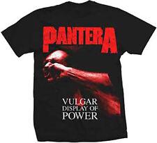 PANTERA - Red Vulgar - T SHIRT S-M-L-XL-2XL Brand New - Official T Shirt