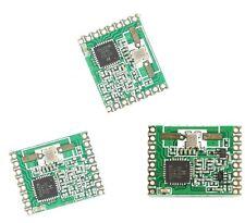 1PCS RFM69HW 868Mhz/433Mhz/915Mhz + 20dBm HopeRF Wireless Transceiver For Remote