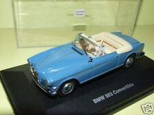 BMW 503 Cabriolet Bleu Universal Hobbies  1/43