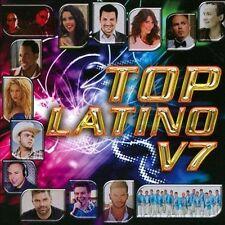 NEW Top Latino V.7 (Audio CD)