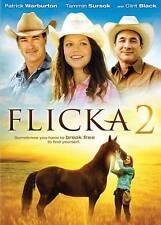 FLICKA 2 II WIDESCREEN DVD MOVIE PATRICK WARBURTON CLINT BLACK FREE SHIPPING