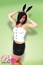 Tenue Lapin Rabbit BUNNY Pretty Skirty set T Costume