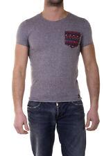 T-shirt Maglietta I'M C Couture T-Shirt Sweatshirt -50% Uomo Grigio IMC62-