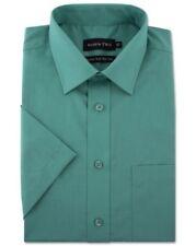 """Double Two SS Sin Plancha de algodón camisas (4500 ), Cuello 18.5-23 """", Invierno"""