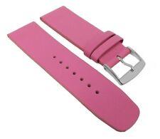Graf patentadas Spree señora LW relojes pulsera de cuero banda Pink 27092s