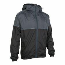 Ion Shelter Rain Fahrrad Regenjacke grau/schwarz 2020