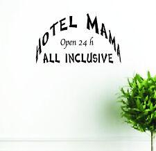 wall-refine wx-02196 Hôtel Mama PORTE AUTOCOLLANT DE Sticker mural cuisine