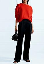 NWT $165 Designer J.CREW Wool Sweater JUMPER Red  Blue XS - XXL