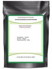 ( 100% Pure )   Organic Spirulina Powder  Pure And High Quality  Free Shipping