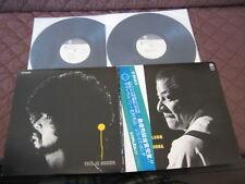 Teddy Wilson Meets Eiji Kitamura / Takehiro Honda Japan Promo only DBL Vinyl LP