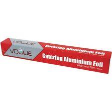 Aluminium Kitchen / Catering Tin Foil, 440mm x 75m Long, Multi-Roll Discount