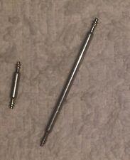 4 Federstege Uhrenstifte Länge 15 16 17 18 19 20 21 22 23 24 oder 25 mm