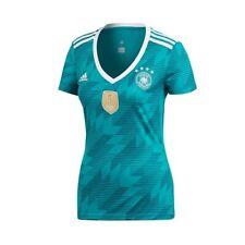 adidas DFB Deutschland Auswärtstrikot Away Fußball Trikot Damen Frauen WM 2018