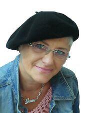 Berretto donna Basco di lana Francese cap Cappello tendenza senza tempo