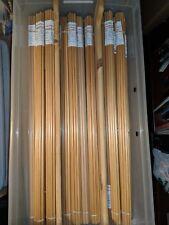 "23/64"" Heavy Spine Premium Old Growth Port Orford Cedar Wood Arrow Shafts"
