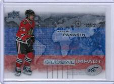 15/16 UD UPPER DECK ICE HOCKEY GLOBAL IMPACT CARDS (GI-XX) U-Pick From List