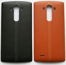 Genuine Original LG G4  Back Rear Battery Cover Leather Case Housing NFC