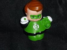 Fisher Price Little People Halloween Green Lantern New