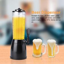 Getränkesäule 2,5 Liter Trinksäule Biersäule Biertower Zapfsäule Getränkespender