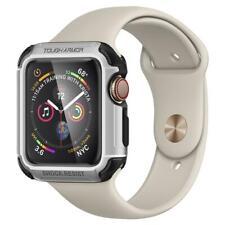 For Apple Watch Series4 (44mm) Spigen [Tough Armor] Shockproof Case TPU Cover