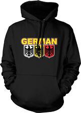 Germany Coat of Arms Federal Eagles Emblem Deutschland Pride Hoodie Pullover