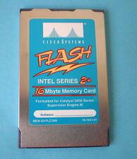 Cisco  16MB Flash Card 1601, 1601R, 1603, 1603R, 1605