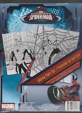 Paint Set - Spider-Man or Teenage Mutant Ninja Turtles